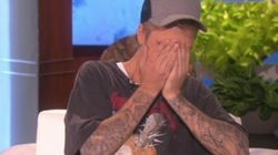 Justin Bieber Tells Ellen What He Really Thought About That Penis