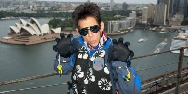 Really Really Ridiculously Good Looking Male Supermodel Derek Zoolander Loves