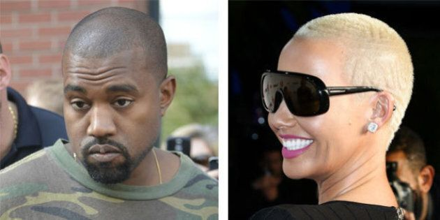 Amber Rose Has Clapped Back In A Biiig Way To Kanye West's