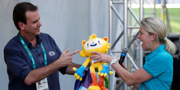 Breaking news: Yet again, the Olympic mascot looks like a computer-generated