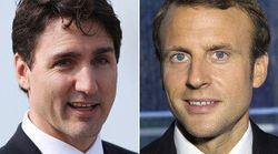The Internet Is Already Imagining A Trudeau-Macron