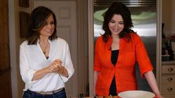 That Time Nigella Lawson Cooked Thai Noodles In Lisa Wilkinson's
