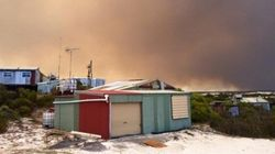 WA Fires: Lives, Homes Threatened By Out-of-control Bushfire Near Wedge