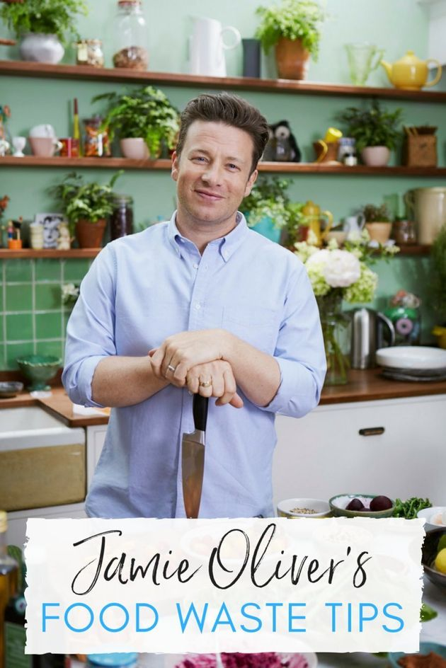 Jamie Oliver's Food Waste Tips Will Make Your Cooking Even