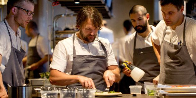 Noma Takes On 25 Aussie Hospitality Students To Work In Sydney