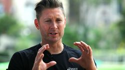 It's All About Alpacas And Trees For Michael Clarke These