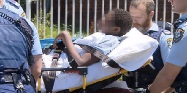 Autistic Boy Found Chained To Bed In