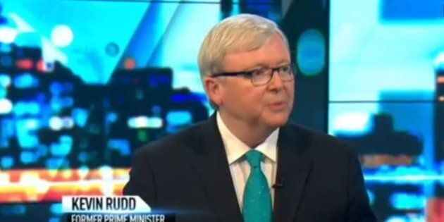 Kevin Rudd Calls Australian Politicians 'Serious Nut Jobs' And 'Factional Thugs' On The