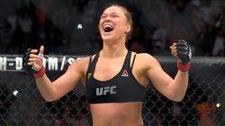 Ronda Rousey's Greatest