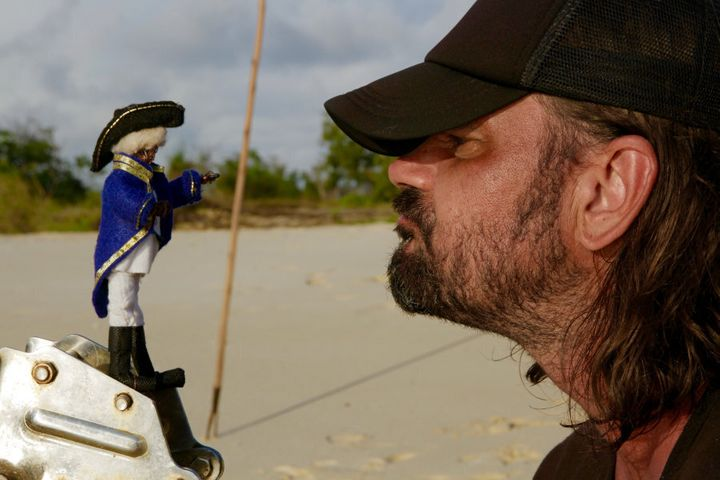 """Director Warwick Thornton's film """"We Don't Need A Map"""" opens the film festival this year."""