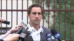 Shaky Mitchell Pearce Fronts The Media And Admits 'I Finally Need