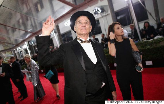 Bill Murray Is The Coolest Guy On The Planet.