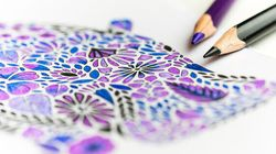 Adult Colouring Books Are Not Mindful, They're