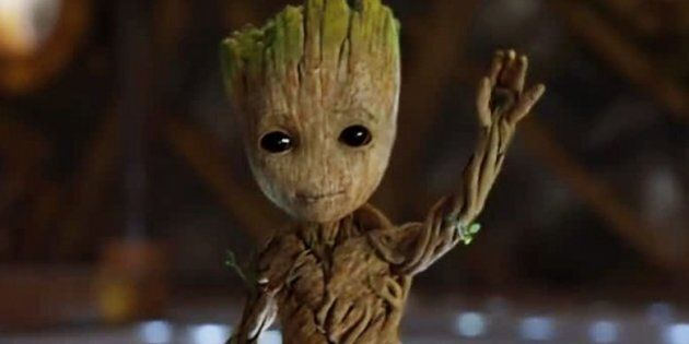 Baby Groot Revealed His Five Favourite