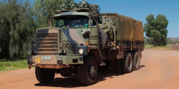 The incident marks the second death of an Australian soldier in training in less than a