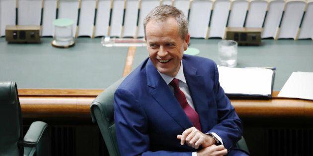 Labor Leader Bill Shorten: