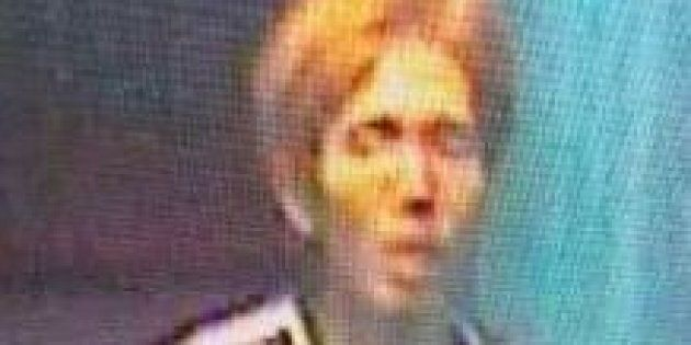 Queensland Police released images of the alleged suspect following the
