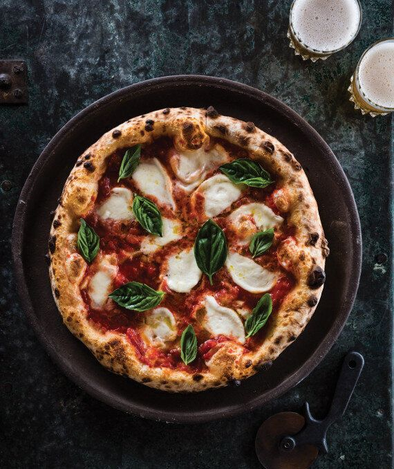 World's Best Margherita Pizza