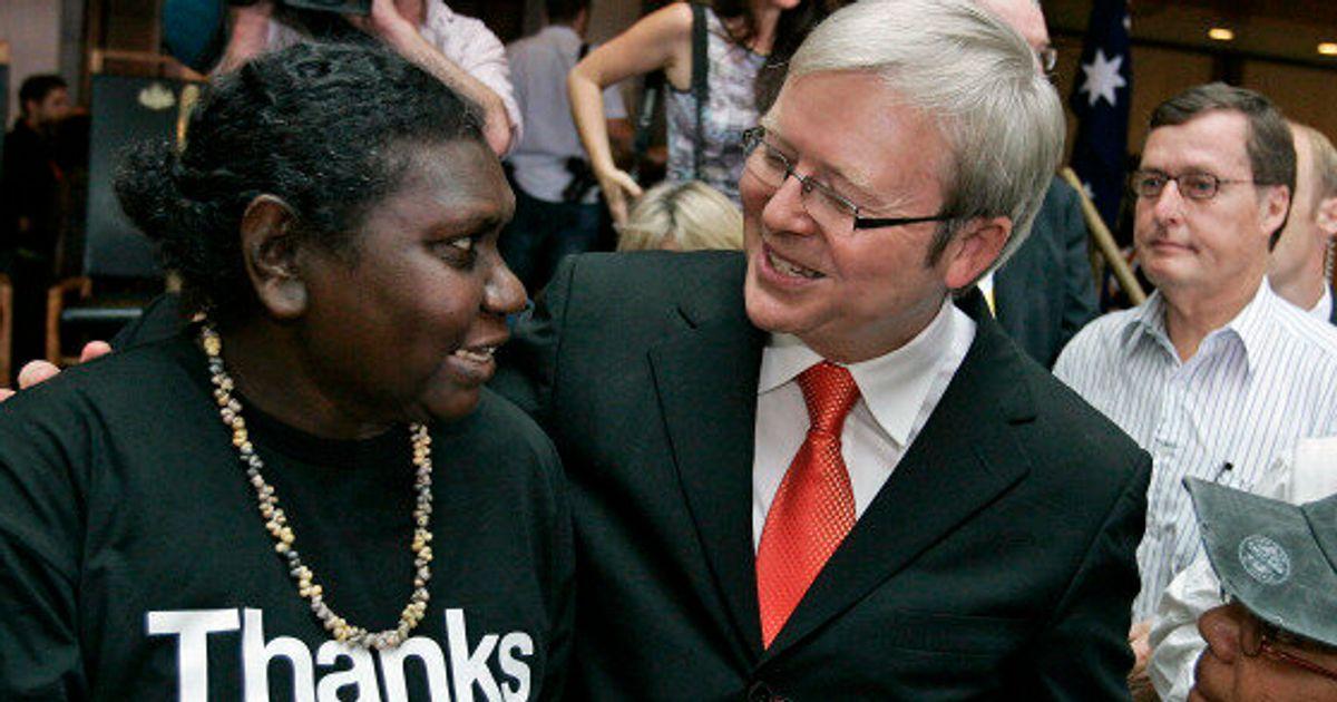 Kevin Rudd Announces Donation To Establish Close The Gap Chair At Anu Huffpost Australia
