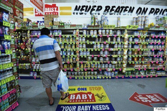 Turnbull Government Intervenes In Baby Formula Supply