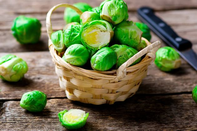 Do it. Give those brussel sprouts another go (this time roasted with olive oil and chilli flakes -- so