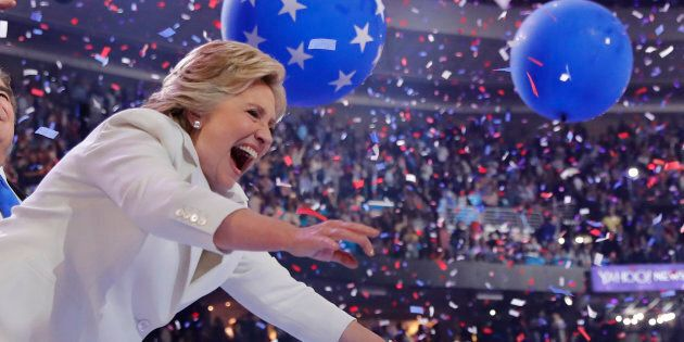 Hillary Clinton's historic acceptance