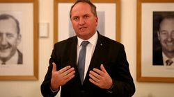Barnaby Joyce Reveals Cabinet 'Majority' Vote On