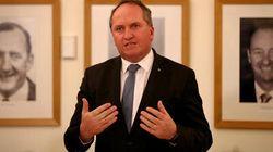 Barnaby Joyce Reveals Cabinet 'Majority' Vote On