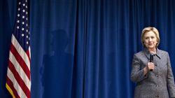 Donald Trump and Hillary Clinton Lead Iowa Caucus