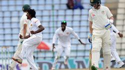 Australia Crumbles To 106-Run Defeat Against Sri Lanka In First
