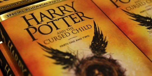The new Harry Potter script book is tipped to be another big
