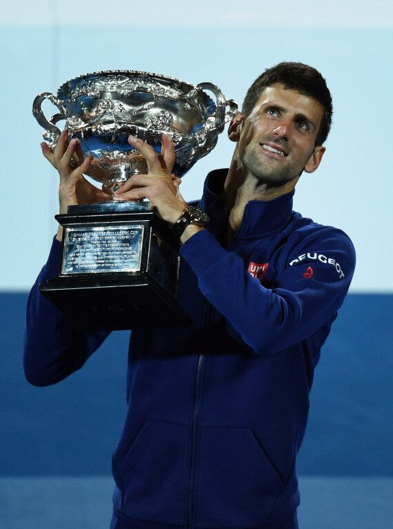 Australian Open Final: Novak Djokovic Beats Andy