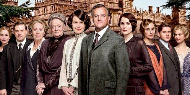 A 'Downton Abbey' Movie Is Reportedly