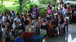 Some Bali Flights Resume With Those Needing Medical Assistance
