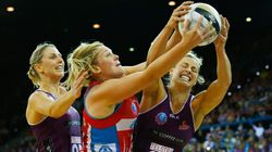 Firebirds Beat Swifts In Double Extra Time
