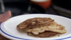 The Easiest 3-Ingredient Pancakes In The