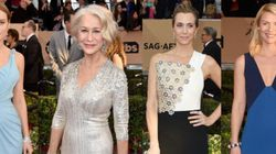 The 2016 SAG Awards Best-Dressed List Is Making Us Feel All The