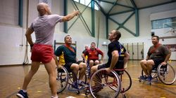 Aussie Rules On Wheels Being Used For Rehabilitation, Social Inclusion And Just Plain