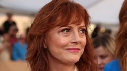 Susan Sarandon Makes A Case For Bras On The Red