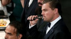 Meet Your New Favorite Celebrity Couple: Leonardo DiCaprio And His Vape