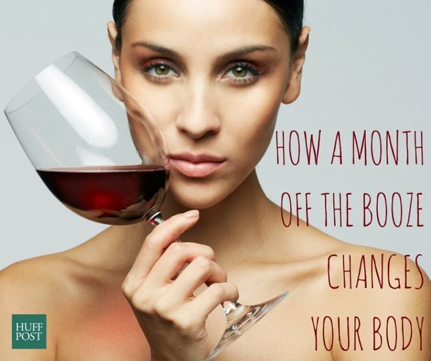 How A Month Off Booze Changes Your Body (And Bank