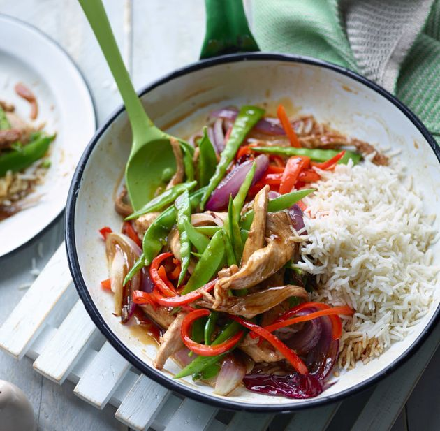Get your takeaway fix with this tasty healthy