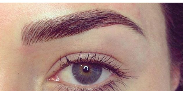 Everything You\'ve Wanted To Ask About Eyebrow Tattooing | HuffPost ...