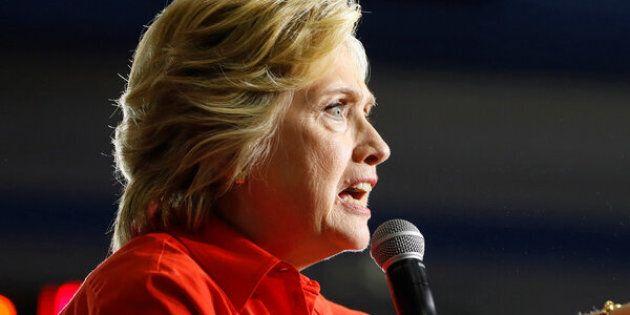 Clinton Says Russians Hacked DNC, Calls Trump's Putin Remarks