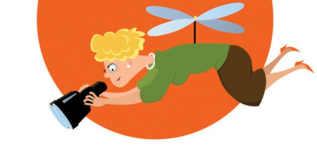 Helicopter Parents Should Be Prepared For A Crash