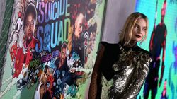'Suicide Squad' Stars Hit Black Carpet For NYC