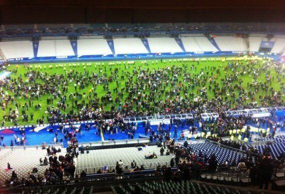 Eyewitness Franck Benarroch Reveals Frenzied Aftermath Of Paris Explosions,