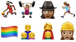 Apple Has Just Released 100 New, Even More Inclusive