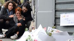 Photos Capture Paris Reeling The Day After Terror
