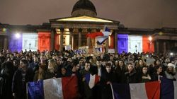 As Paris Mourns, The World Mourns In